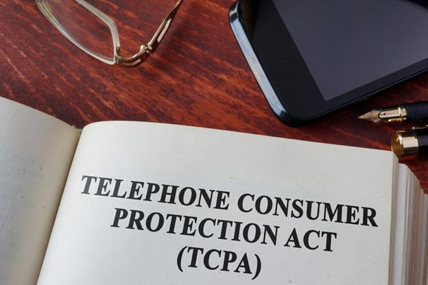TCPA Compliance law image