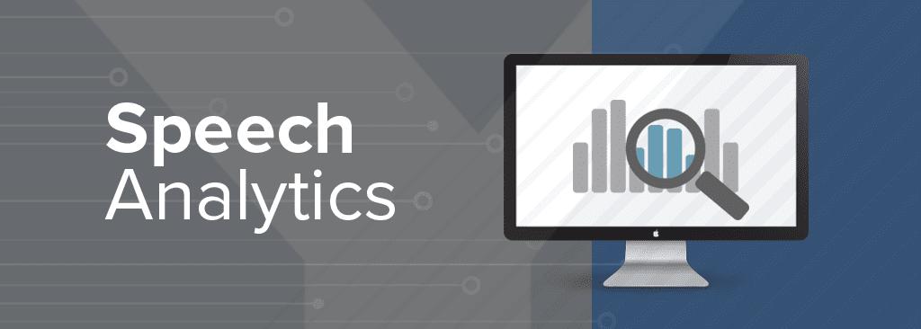 speech analytics, transcription services