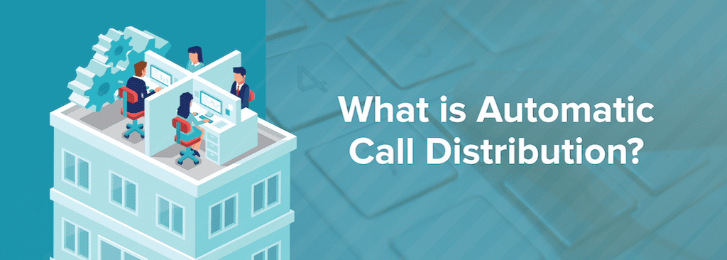 what is automatic call distribution ACD